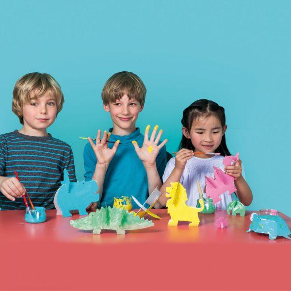 Juguetes de papel - kits creativos